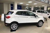 Bán xe Ford EcoSport 1.5P Titanium 2020, màu trắng giá 689 triệu tại Hà Nội