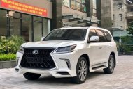 Bán ô tô Lexus LX 570 đời 2016, màu trắng, nhập khẩu nguyên chiếc giá 6 tỷ 350 tr tại Hà Nội