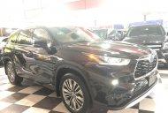 Bán ô tô Toyota Highlander Platinum 2.5L Hybrid đời 2020, màu đen, nhập khẩu nguyên chiếc giá 3 tỷ 999 tr tại Hà Nội