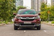 Cần bán lại xe Honda CR V L năm 2019, màu đỏ, nhập khẩu Thái giá 1 tỷ 20 tr tại Hà Nội