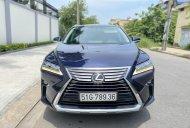 Bán xe Lexus RX350 L 2018, màu xanh lam, nhập khẩu nguyên chiếc giá 3 tỷ 850 tr tại Hà Nội