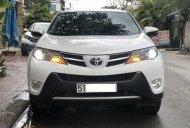 Bán xe Toyota RAV4 đời 2015, màu trắng, nhập khẩu, số tự động giá 1 tỷ 150 tr tại Tp.HCM