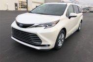 Bán Toyota Sienna Platinum 2.5l Hybrid 2021 giá 3 tỷ 900 tr tại Hà Nội