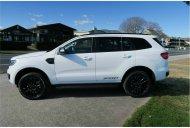Cần bán Ford Everest năm 2021, màu trắng, nhập khẩu nguyên chiếc giá 1 tỷ 319 tr tại Nam Định