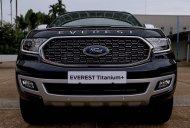 Bán xe Ford Everest Titanium 1 cầu máy dầu  đời 2021 MÀU XANH ĐEN giao ngay tại HÀ NỘI , hỗ trợ TRẢ GÓP giá 1 tỷ 111 tr tại Hà Nội