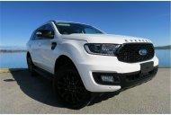 Bán Ford Everest đời 2021, màu trắng, nhập khẩu nguyên chiếc giá 1 tỷ 319 tr tại Yên Bái