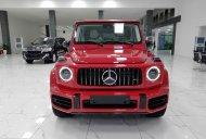 Mercedes_ Benz G63 AMG Night Package sản xuất 2021 mới 100% màu đỏ giá 12 tỷ 600 tr tại Hà Nội