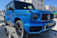 Cần bán xe Mercedes 63 AMG 2021, màu xanh lam, nhập khẩu giá 12 tỷ 600 tr tại Hà Nội