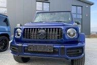Bán xe Mercedes 63AMG sản xuất 2021, màu xanh lam, nhập khẩu nguyên chiếc giá 12 tỷ 600 tr tại Hà Nội