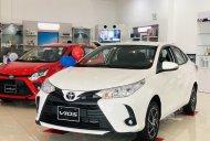 Bán xe Toyota Vios 1.5E MT đời 2021, màu trắng, 478 triệu giá 478 triệu tại Tp.HCM