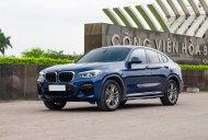 BMW X4 Msport năm 2020, màu xanh lam, nhập khẩu chính hãng giá 2 tỷ 990 tr tại Hà Nội