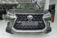 Cần bán xe Lexus LX 570 đời 2021, màu xanh lục, nhập khẩu giá 9 tỷ 100 tr tại Hà Nội
