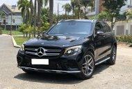 Cần bán lại xe Mercedes GLC 300 4Matic năm 2018, màu đen, chính chủ giá 1 tỷ 860 tr tại Tp.HCM