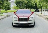 Cần bán xe Rolls-Royce Wraith 6.6L năm 2014, màu trắng, nhập khẩu nguyên chiếc giá 15 tỷ 500 tr tại Hà Nội
