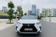 Bán ô tô Lexus RX350 F-Sport sản xuất 2019, màu trắng, nhập khẩu nguyên chiếc giá 4 tỷ 480 tr tại Hà Nội