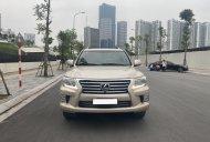 Xe Lexus LX 570 2012, màu vàng, nhập khẩu chính hãng giá 3 tỷ 680 tr tại Hà Nội