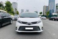Cần bán Toyota Sienna Limited Platinum 3.5 đời 2018, màu trắng, nhập khẩu nguyên chiếc giá 3 tỷ 650 tr tại Hà Nội
