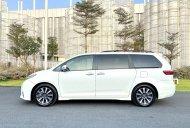 Cần bán Toyota Sienna Limited đời 2018, màu trắng, nhập khẩu nguyên chiếc giá 3 tỷ 500 tr tại Hà Nội