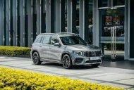 Bán xe ô tô Mercedes Benz GLB35 AMG đời 2021, màu xám, mới nhập khẩu chính hãng giá 2 tỷ 790 tr tại Hà Nội