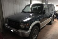 Cần bán gấp Mitsubishi Pajero V6-3000 đời 2000, màu xanh lam giá 115 triệu tại Hà Nội