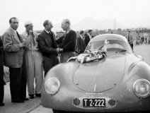 Đấu giá 'xế cụ' Porsche Type 64 1949, ước tính lên tới 20 triệu USD