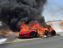 Những lưu ý phòng tránh cháy nổ xe ô tô trong mùa nắng nóng