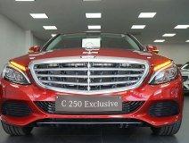 Đánh giá xe Mercedes C250: Sang trọng, cổ điển, niềm ao cho xế yêu xe Mer