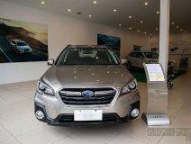 SUV Subaru Outback ưu đãi gần 200 triệu đồng trong tháng 4/2020