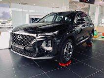 Hyundai Santa Fe nhận ưu đãi lớn từ đại lý