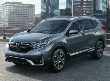 Honda ô tô Long Biên cần bán Honda CR V L năm 2020, màu xám, nhập khẩu