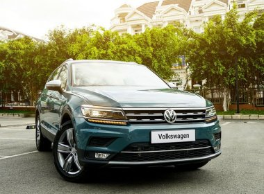 Siêu khuyến mãi giảm giá khi mua chiếc Volkswagen Tiguan Luxury, đời 2019