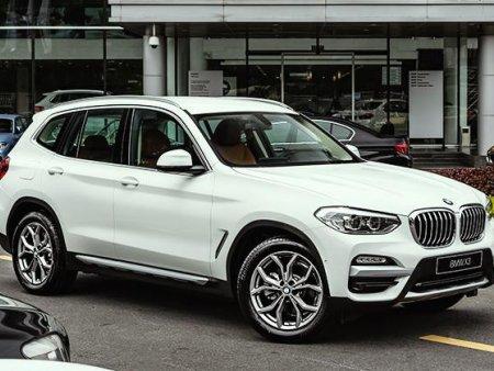 Vận hành và an toàn là ưu tiên hàng đầu của BMW X3 2020