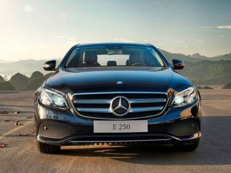Đánh giá xe Mercedes E250: Sự lựa chọn hoàn hảo nhất