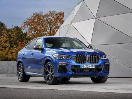 BMW X6 chuẩn bị ra mắt, hoàn thiện đại gia đình X-Series tại Việt Nam