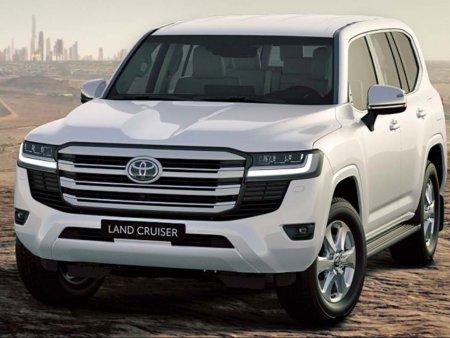 Vì sao khách mua Toyota Land Cruiser 2022 không được phép bán lại xe?
